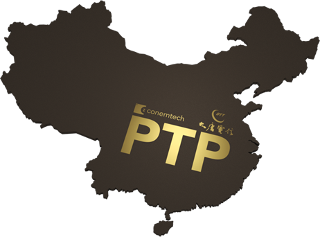 China goes PTP with Conemtech
