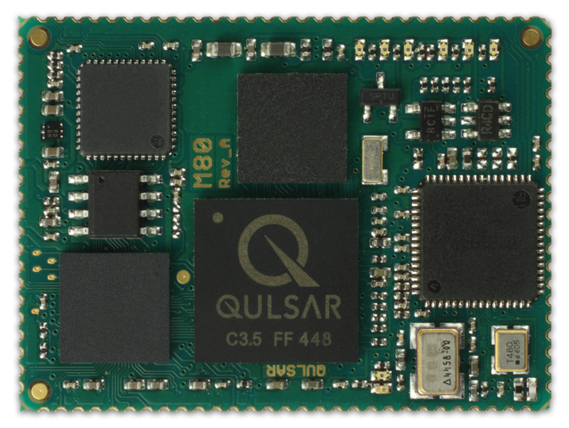 NEWS : [Qulsar] Qulsar and Silicon Labs Deliver Simple, Turnkey IEEE